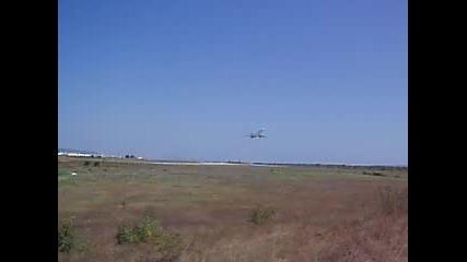 Rossia Tu - 154m @ Varna Airport