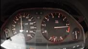 Bmw E30 M50 turbo 0-290 km h