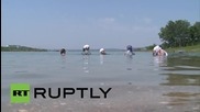 В Чечня откриха първия плаж само за жени