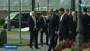 Ердоган на посещение в Будапеща