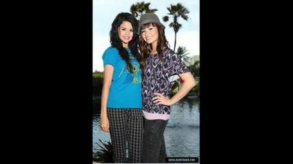 Selena Gomez And Demi Lovato {photos}