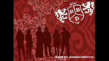 Rbd - Dame (karaoke)