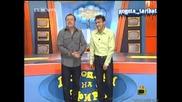 СКАНДАЛНО!!! В Матурите Имало Правописна Грешка - Господари На Ефира 02.06.2008