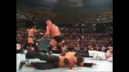 Team Xtreme Vs Triple H & Steve Austin