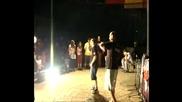 chernia feat.skill&jose, nokaut - Koi Trese Zemjata (live) - Stip Hop Fest 2010