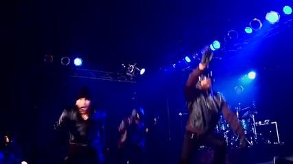 Chris Brown - I Can Transform Ya ( Live Hd)
