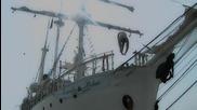 start again ; ainhoa y ulises {el barco 2x08}