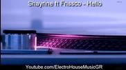 Shayrine feat. Frissco - Hello ( Frissco radio edit )