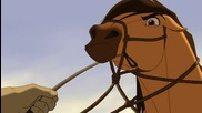 2/4 * Спирит * Бг Аудио - анимация (2002) Spirit: Stallion of the Cimarron # Dreamworks [ H D ]