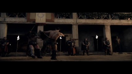 Spartacus Blood and Sand - Spartacus Vs Crixus Final Fight Hd