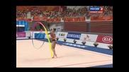 2015 Универсиада - Ритмично гимнастика Лента