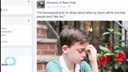 Clinton to Tearful Gay Boy: Your Future Will Be 'Amazing'