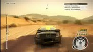 Colin Mcrae Dirt 2 on Geforce 8600gt 256mb