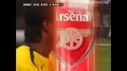 Bolton - Arsenal 0:1 Abebayor Gol