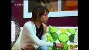 Таня отблъсната - Big Brother 4 - 21 0 2008