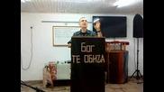 Станимир Радев - Църквата в Сардис