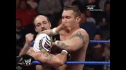 Wwe No Way Out 2006 Randy Orton vs Rey Mysterio