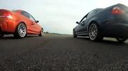 Bmw M Coupe vs Bmw M3 E46