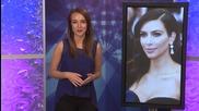 Kim Kardashian Dyes Hair Back to Black