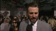 Avengers: Age Of Ultron World Premiere: Chris Evans