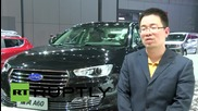 "China: JAC Refine A60 marketing head dismisses Audi 6 ""copying"" allegations"