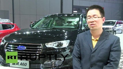 China: JAC Refine A60 marketing head dismisses Audi 6