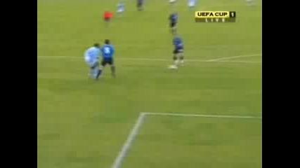 M.petrov Goal Streymur 0 - 2 Manchester City - Vbox7