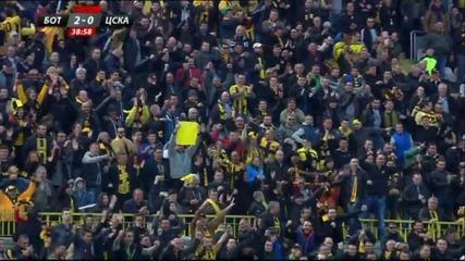 Балтанов ужили ЦСКА с попадение за 2:0