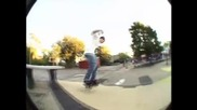 Kerry Getz Skateboarding