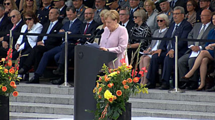 Germany: Merkel warns against extremism on Hitler assassination attempt anniversary