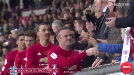 Highlights: Manchester United - Southampton 26/02/2017