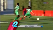 The best Masia teams' goals (03-04 May 2014)