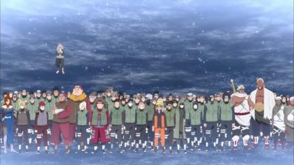 Бг Субс Naruto Shippuuden - 384 [доста добро качество]