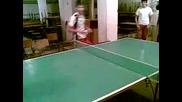 Тенис в даскало Каварна