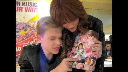 Kenton Duty and Bella Thorne Talk Cody Simpson!