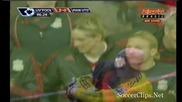 Liverpool - 2 - 0 - Manchester United Ngog