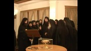 Монашеският хор на Манастира Ватопед, Света гора