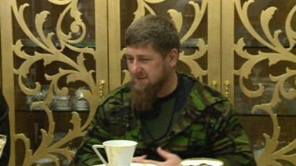Russia: Kadyrov welcomes freed sailors in Grozny after release from Libyan jail