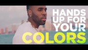Jason Derulo - Colors ( Lyric Video )