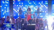 Александрина Макенджиева - I'm Outta Love - X Factor Live (24.11.2015)