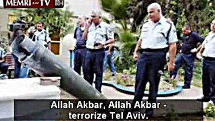 Palestinian Song on the Internet - We Will Strike a Blow at Tel Aviv - by Muslim Brotherhood