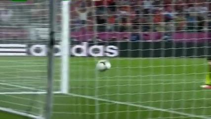 Русия - Чехия 4:1 / Евро 2012 /