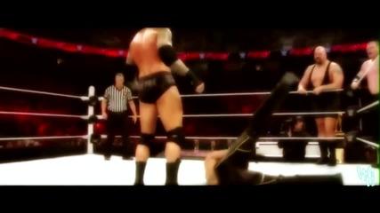 Wwe Raw [highlights]/ Първична Сила 30.03.2015 [избрани моменти]