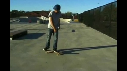 How to Do a Half - Cab on a Skateboard