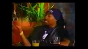 Rare Footage Of 2pac & Biggie Rapping Together