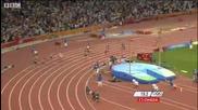 Юсейн Болт с трети световен рекорд на Олимпиадата в Пекин 2008