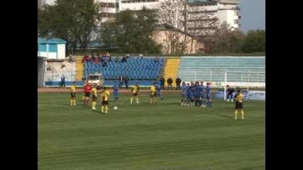 Спартак - Миньор 1:0