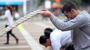 Тренировка по функционален фитнес на пл. Съединение - FF7A