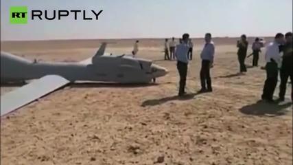 American MQ-1 Predator Drone Worth Millions Crashes in Iraq