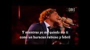 David Bisbal & Paty Cantu Fuego De Noche Nieve De Dia / Lyrics ( Letra )